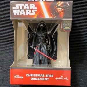 Star Wars The Force Awakens Kylo Ren Ornament